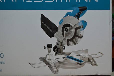 Пила торцювальна KRAISSMANN 1800 GS 210, фото 2