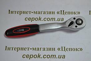 Ключ-трещотка с реверсом 1/2, фото 2