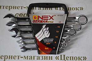 Набір ключів Onex OX-237S, 6шт, фото 2
