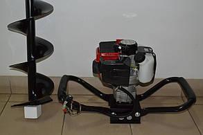 Мотобур EURO CRAFT +2 шнека в подарок, фото 2