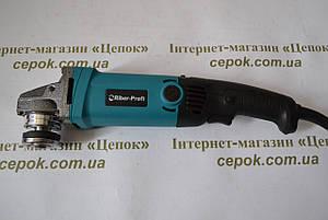 Болгарка Riber-Profi WS 10-125LW з регулятором об., фото 2