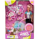 Лялька Defa з донькою і коляскою 20958, фото 2