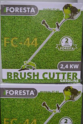 Мотокоса Foresta FC-43, 2400 Вт, фото 2