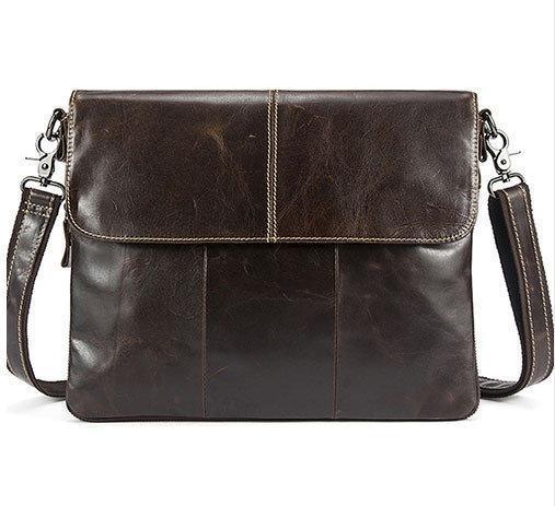 d20393d6f9e3 Мужская сумка из натуральной кожи с плечевым ремнем - Интернет-магазин  Счастливый Клуб в Киеве