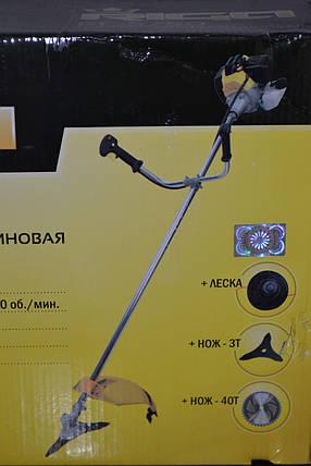 Бензокоса Riga БГ-5750, фото 2