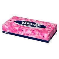 Kleenex салфетки в коробке 70 шт