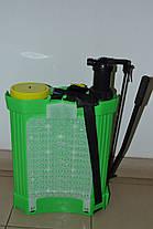 Обприскувач акумуляторний і помповий 12В, 15А, фото 2