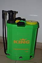 Обприскувач акумуляторний і помповий 12В, 15А, фото 3