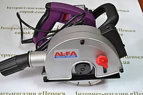 Штроборіз AL-FA 3100W, 150 ММ