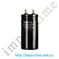 Конденсатор электролитический 22000мкФx 80В, 105°C, 50x105