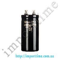 Конденсатор электролитический 47000мкФx 25В, 105°C, 50x105