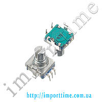Энкодер 2pin+3pin 10mm reset