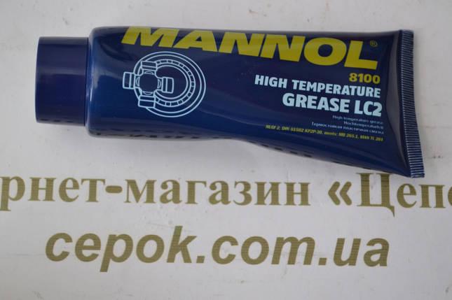 Змазка в редуктор коси 100г MANNOL, фото 2