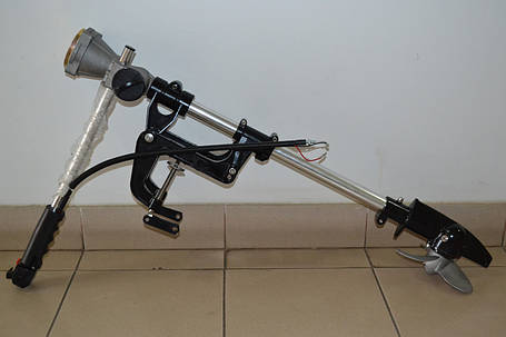 Штанга з редуктором і гвинтом для човнового підвісного мотора VORSKLA ПМЗ 52, фото 2