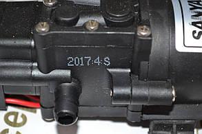 Насос 12 В для обприскувача акумуляторного, фото 2