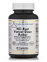 NZ, Red Velvet Deer Antler, 30 Capsules