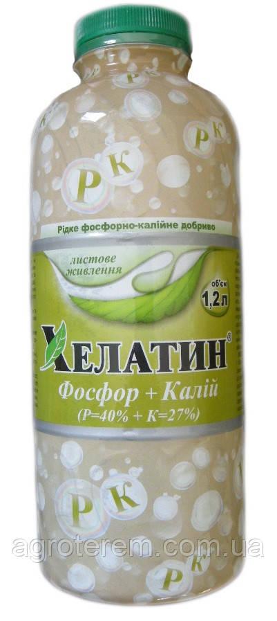 Хелатин фосфор - калий 1,2 л