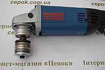 Штроборіз Фіолент 125 мм 1100 Вт Б1-30, фото 2