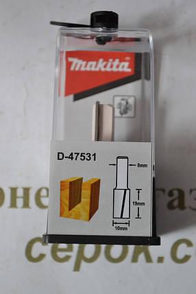 Фреза пряма Мakita 2 ножі, 10х19х51мм, фото 2