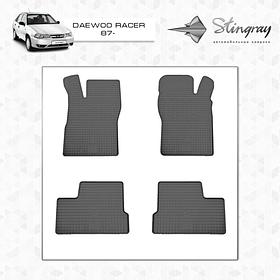 Коврики резиновые Daewoo Racer `87- Stingray 1005034