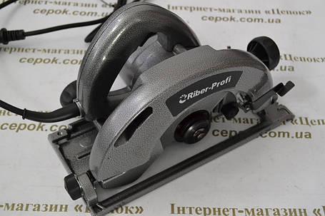 Пила дискова Riber-Profi ПД 185/1650 А, фото 2