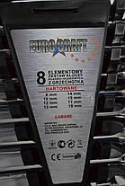 Ключі EURO CRAFT 8 - 19 мм , фото 3