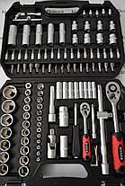 Набір ключів BOXER 108 предметів, фото 3