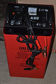 Зарядне автомобільне +пускове Euro Craft 650A