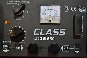 Зарядне автомобільне +пускове Euro Craft 650A, фото 3