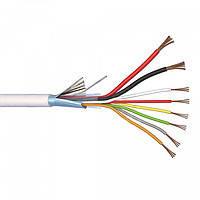 Многожильный кабель 10x0,22 ССА экранированный