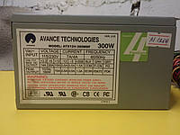 Блок питания AVANCE ATX12V-300MDF 300W 80FAN