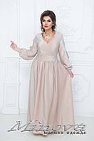 Платье люрекс р-ры 48-54