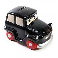 Копилка Автомобиль (черный)