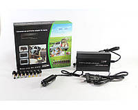 Автомобильный универсальный адаптер для ноутбуков laptop 901 220v-12v