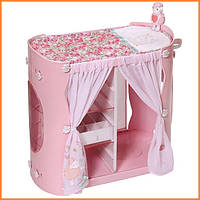 Пеленальный центр и шкаф для куклы Заботливая мама Baby Annabell Zapf Creation 794111
