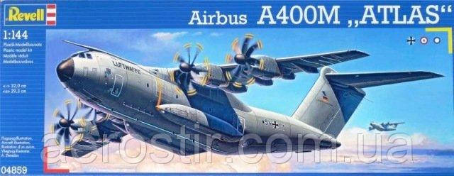 Airbus A400M 'ATLAS' 1/144 REVELL 04859