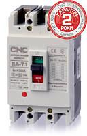 Автоматический выключатель ВА-71, 16А, 3Р, 380B, 16кА, CNC