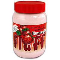 Fluff Marshmallow Strawberry