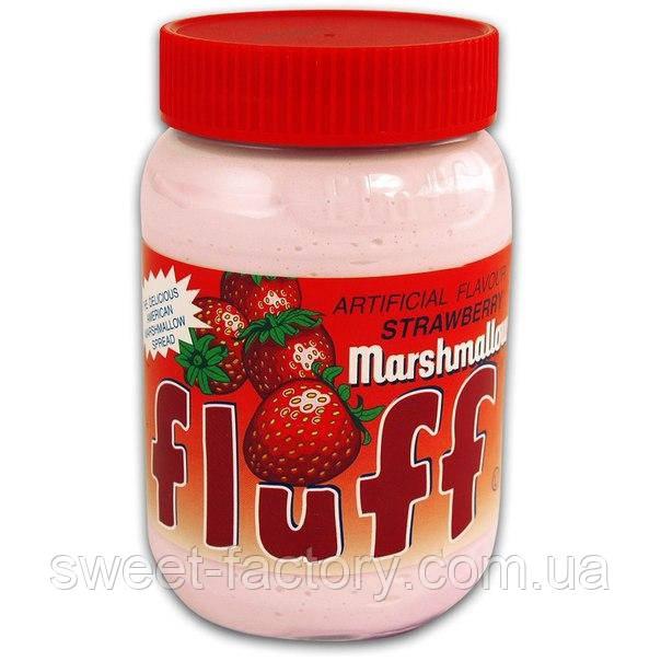 Fluff Marshmallow Strawberry