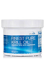Finest Pure Krill Oil, 60 Capsules, фото 1