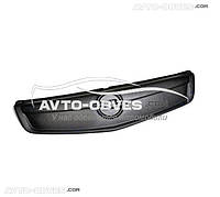 Зимняя накладка на решетку Opel Vivaro 2006-2014 матовая