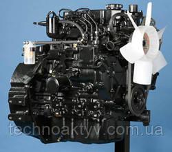 Двигатель MitsubishiS3L2 - 4-цилиндровый двигатель, с водяным естественным охлаждением