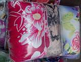 Зимнее тёплое одеяло овчина (двуспалка), фото 3