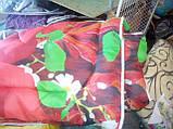 Зимнее тёплое одеяло овчина (двуспалка), фото 6