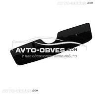 Зимняя накладка на решетку Skoda Octavia A5 2004-2010 глянец