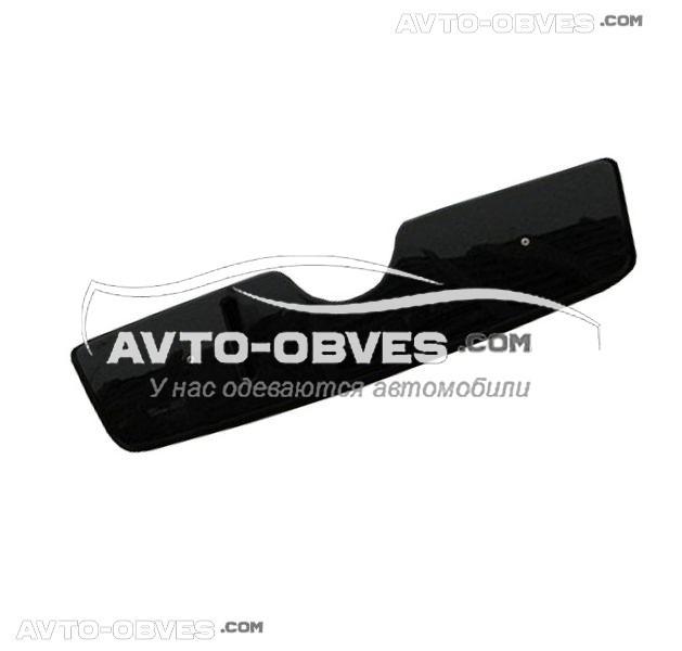 Зимова накладка на решітку Skoda Octavia A5 2004-2010 глянець