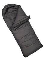 Спальный мешок спальник зимний теплый с подушкой  туристический рыбацкий до минус 30°