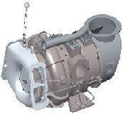 Турбокомпрессор ТК41В-20
