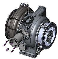 Турбокомпресор ТК35В-08(01)