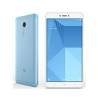 Смартфон Xiaomi Redmi Note 4X Blue Exclusive edition 4/64Gb Android 6.0 Snapdragon 625 2.0 Ghz Ориги